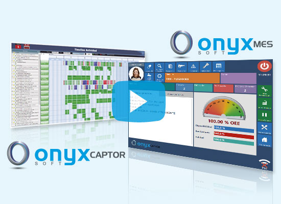 Video de OnyxMES y OnyxCAPTOR